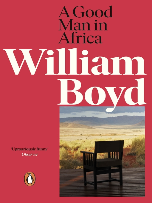 A Good Man in Africa (eBook)