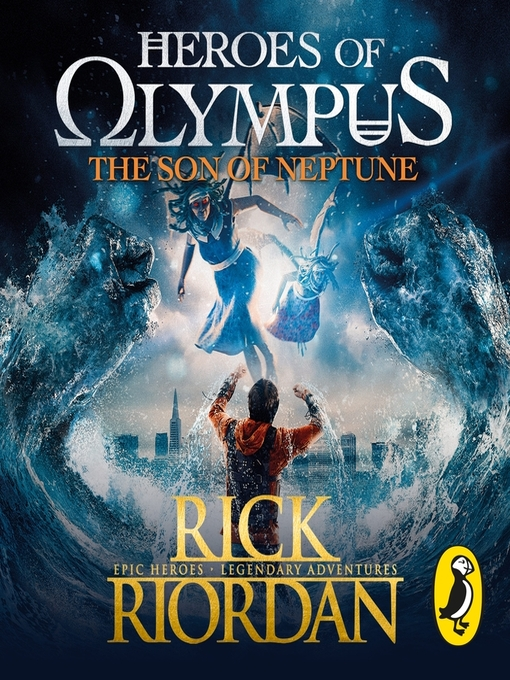 The Son of Neptune (MP3): The Heroes of Olympus Series, Book 2