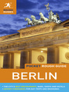 Pocket Rough Guide Berlin (eBook)