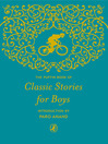 Puffin Book of Classic Stories for Boys (eBook)
