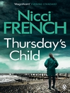 Thursday's Children (eBook): Frieda Klein Series, Book 4