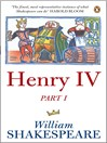Henry IV Part One (eBook)