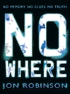 Nowhere (eBook): Nowhere Series, Book 1