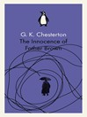 The Innocence of Father Brown (eBook): Father Brown Series, Book 1