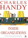 Inside Organizations (eBook): 21 Ideas for Managers