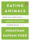 Eating Animals (eBook)