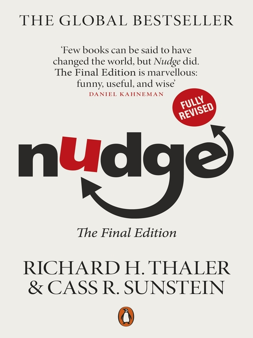Nudge (eBook): Improving Decisions About Health, Wealth and Happiness