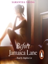 Before Jamaica Lane (MP3)