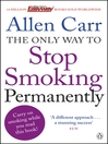 The Only Way to Stop Smoking Permanently (eBook)