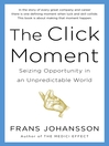 The Click Moment (eBook): Seizing Opportunity in an Unpredictable World