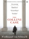 The Collini Case (eBook)