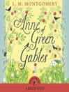 Anne of Green Gables (MP3): Anne Shirley Series, Book 1