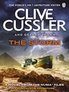 The Storm (eBook): NUMA Files Series, Book 10