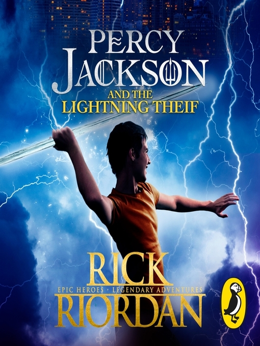 Percy Jackson and the Lightning Thief (MP3): Percy Jackson and the Olympians Series, Book 1