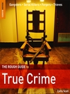 The Rough Guide to True Crime (eBook)