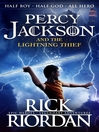 Percy Jackson and the Lightning Thief (eBook)