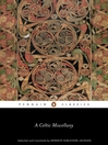 A Celtic Miscellany (eBook): Selected and Translated by Kenneth Hurlstone Jackson