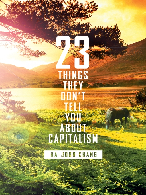 23 Things They Don't Tell You About Capitalism (eBook)