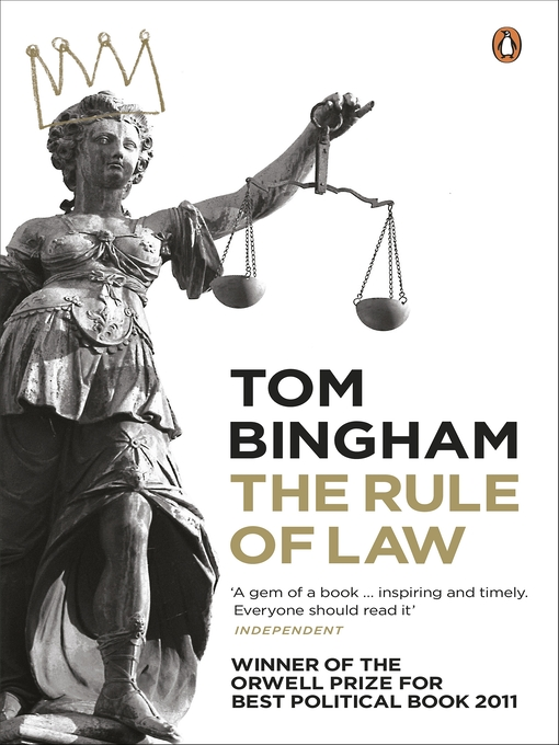 The Rule of Law (eBook)