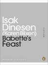 Babette's Feast (eBook)