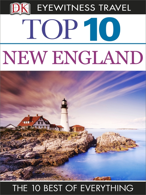 New England (eBook)