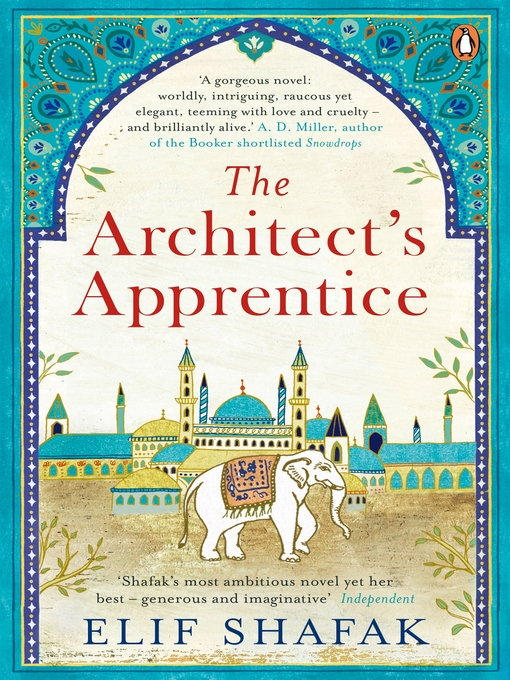 The Architect's Apprentice (eBook)