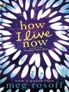 How I Live Now (eBook)