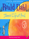 James and the Giant Peach (MP3)