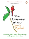 How Language Works (eBook)