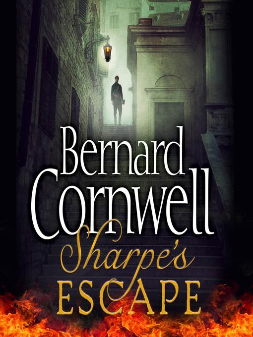 Sharpe's Escape (MP3): Sharpe Series, Book 10