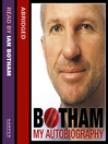 Botham (MP3): My Autobiography: Don't tell Kath...