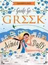 Geeks Go Greek (eBook): Summer Flings Series, Book 4