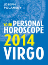 Virgo 2014 (eBook): Your Personal Horoscope