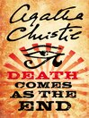 Death Comes as the End (eBook)
