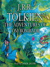 The Adventures of Tom Bombadil (MP3)