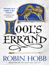 Fool's Errand (eBook): The Realm of the Elderlings: The Tawny Man Trilogy, Book 1