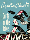 Cards on the Table (MP3): Hercule Poirot Series, Book 13