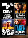 Queens of Crime (eBook): 3-Book Thriller Collection