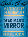 Dead Man's Mirror (MP3): Hercule Poirot Series, Book 17
