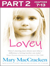 Lovey (eBook): Part 2 of 3
