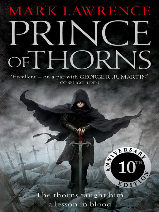 Prince of Thorns (The Broken Empire, Book 1) (eBook)