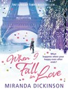 When I Fall In Love (eBook)