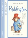 Paddington (MP3): The Original Story of the Bear from Peru