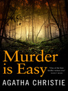 Murder Is Easy (eBook): Superintendent Battle Series, Book 4