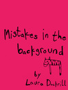 Mistakes In the Background (MP3)