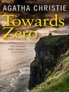 Towards Zero (eBook): Superintendent Battle Series, Book 5