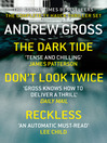 Andrew Gross 3-Book Thriller Collection 1 (eBook): The Dark Tide, Don't Look Twice, Relentless