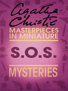 S.O.S (eBook): An Agatha Christie Short Story