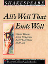 All's Well That Ends Well (MP3)