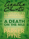 Death on the Nile (eBook): An Agatha Christie Short Story